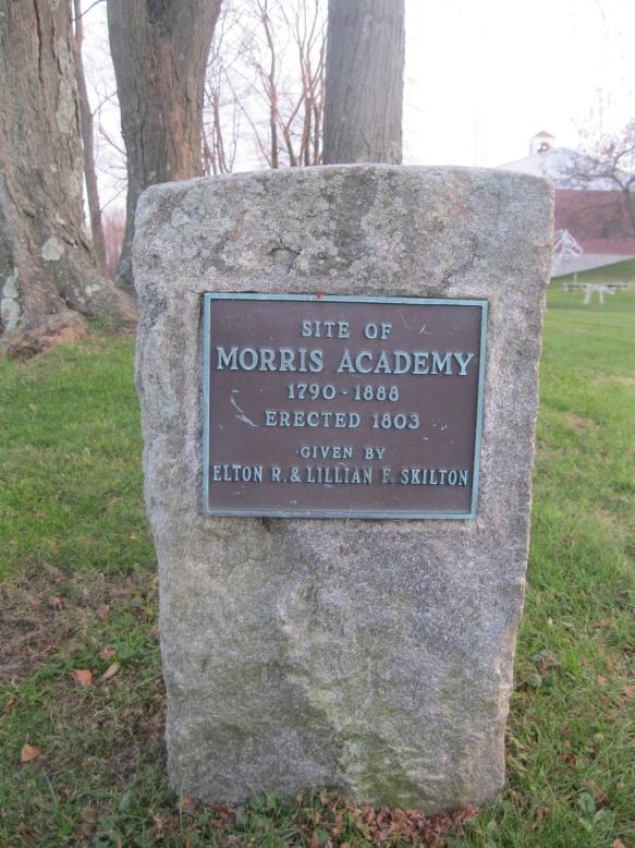 Morris monument