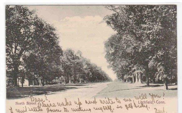 north street 1906