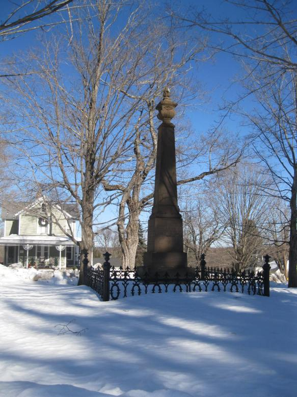 northfield monument