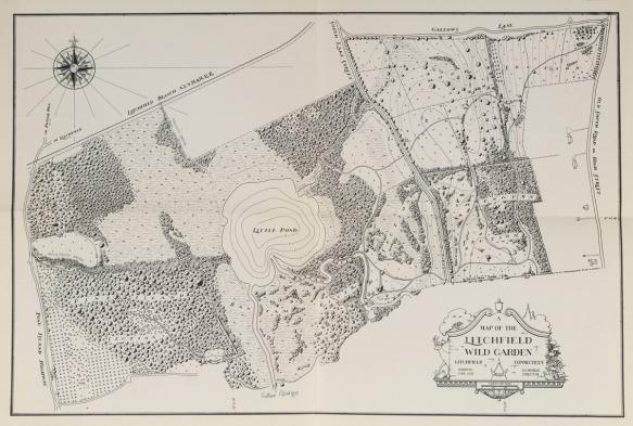 Wild Garden Map