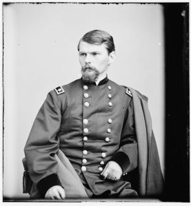 General Emory Upton, for whom New Milford's GAR post was named.