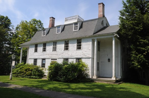 Tallmadge's home on Litchfield's North Street.